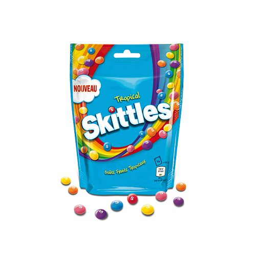 Skittles tropical 174g