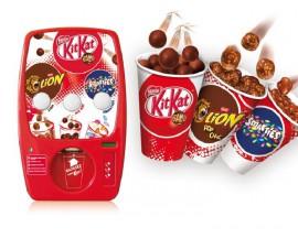 Chocolats vrac Nestlé pour machine