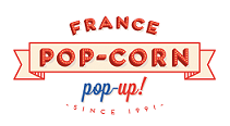 FRANCE POP-CORN POP-UP