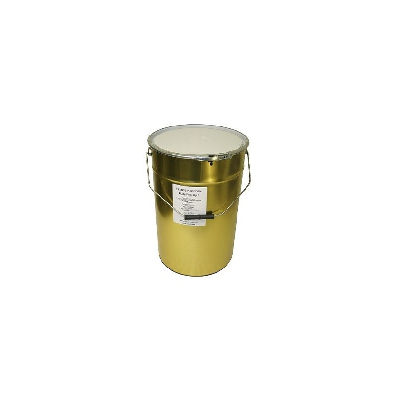 Huile de tournesol pop-corn 22 litres