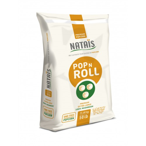 Maïs grain Nataïs PopNRoll 22.68 kg
