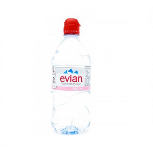 Evian 75 cl