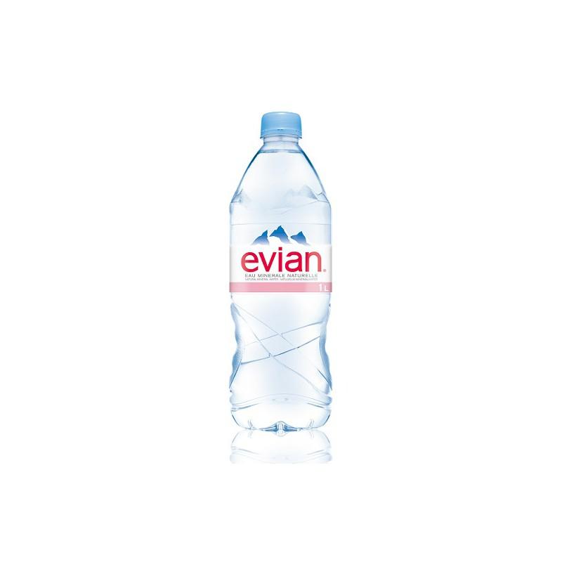 Evian 100 cl