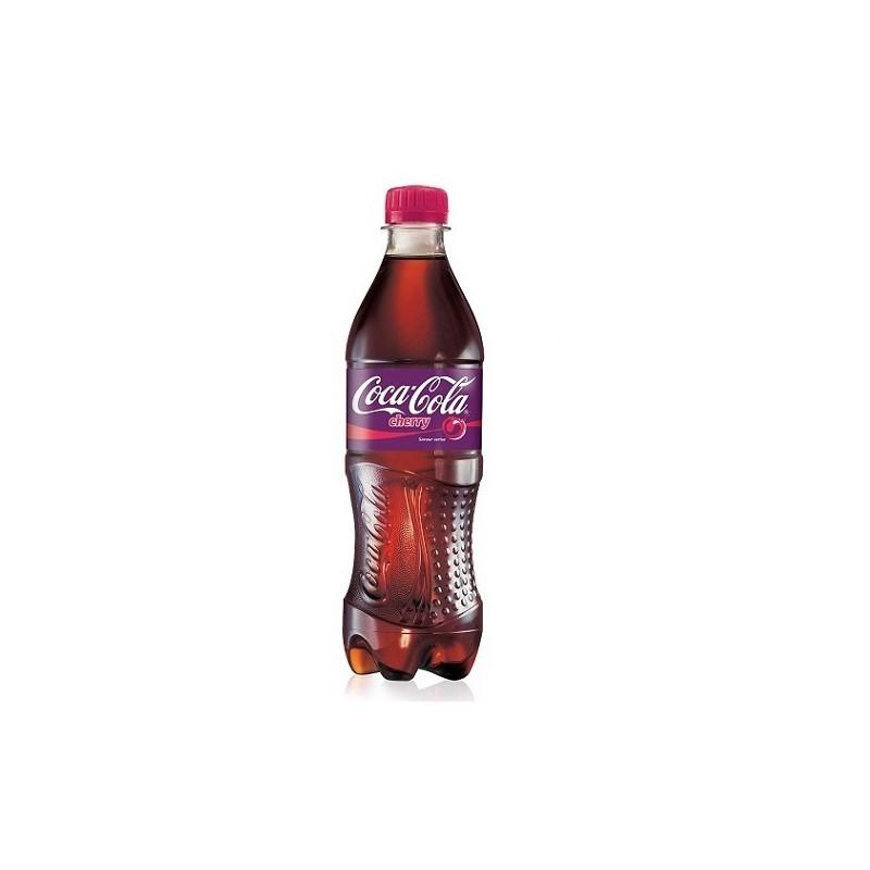 Coca cherry 50 cl