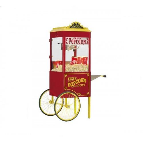 6 oz Goldrush Antique + charrette 2 roues CRETORS