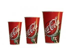 Gobelets boissons  Coca-Cola